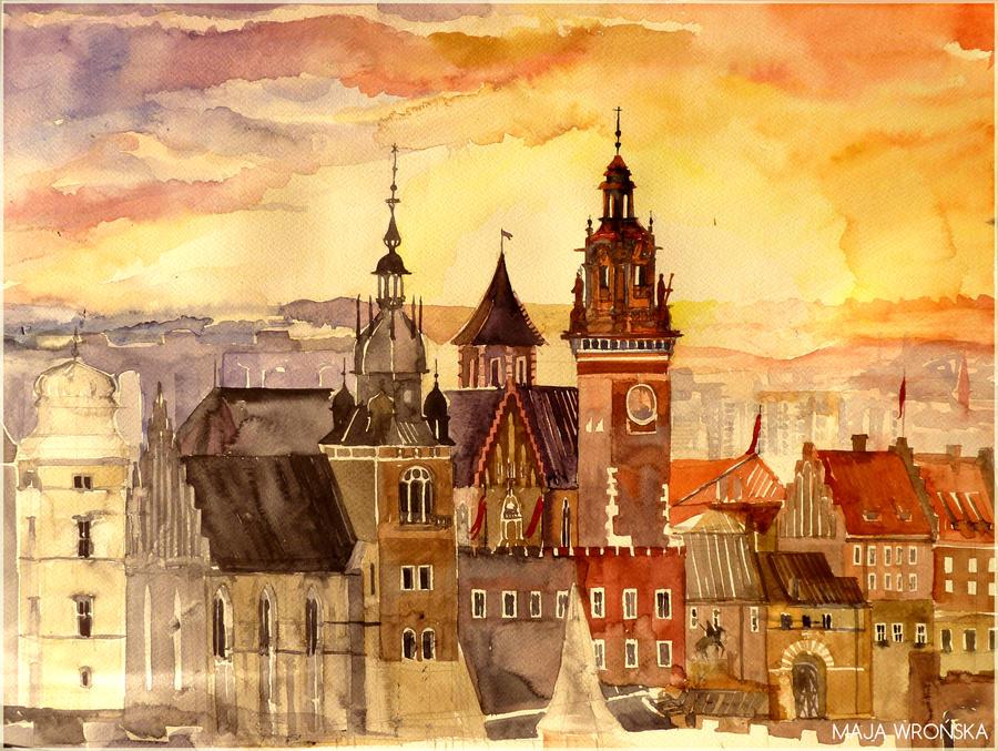 Krakow by takmaj