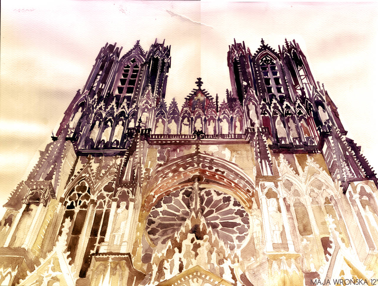 ombre Reims by takmaj