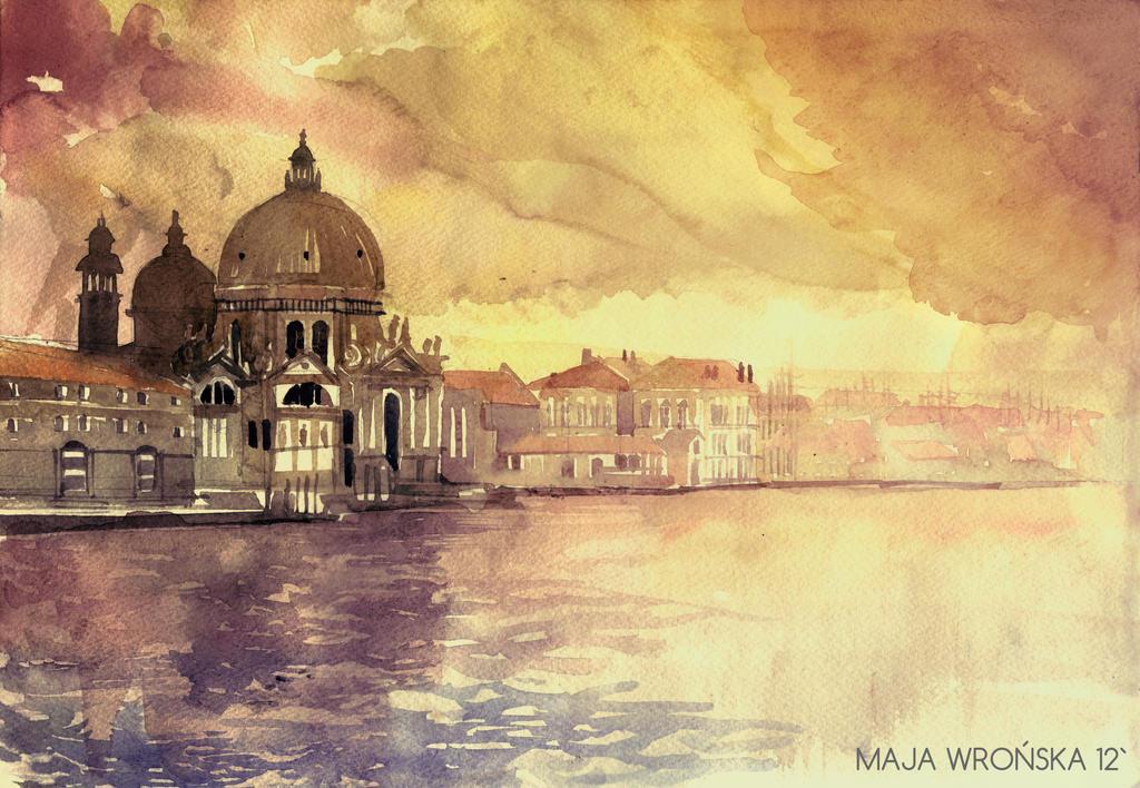 morning in Venezia by takmaj