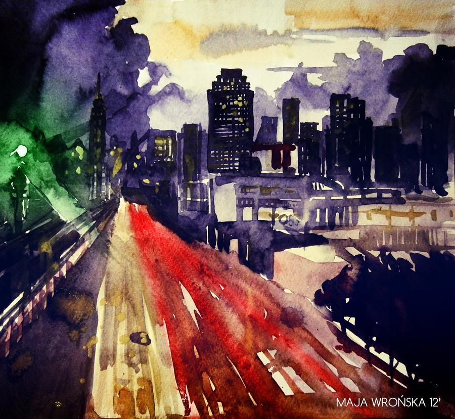 NYC by takmaj