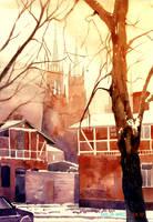 Winter in Poland by takmaj