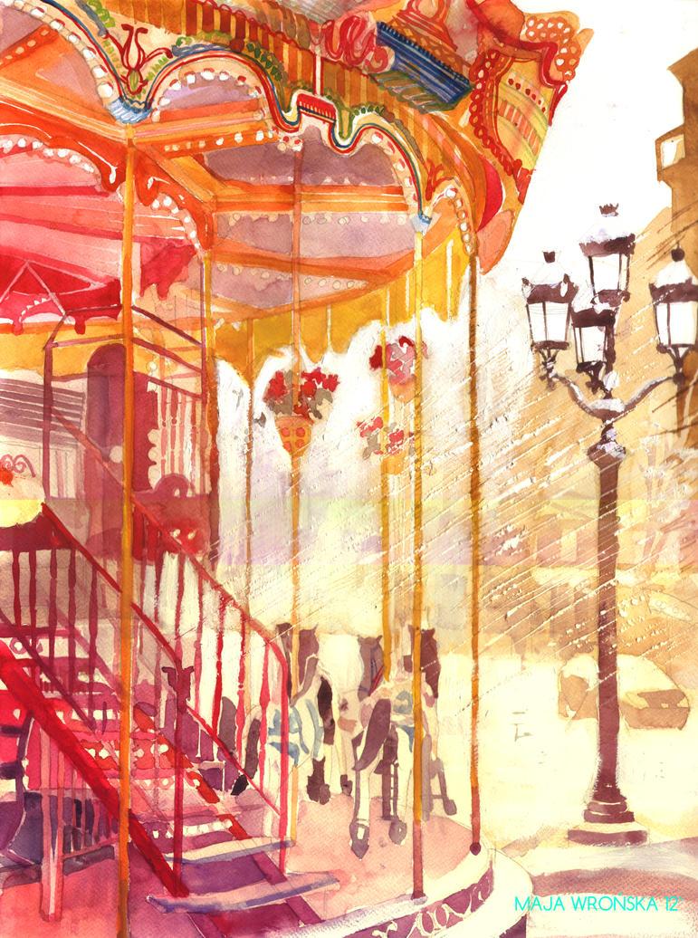 Carousel by takmaj