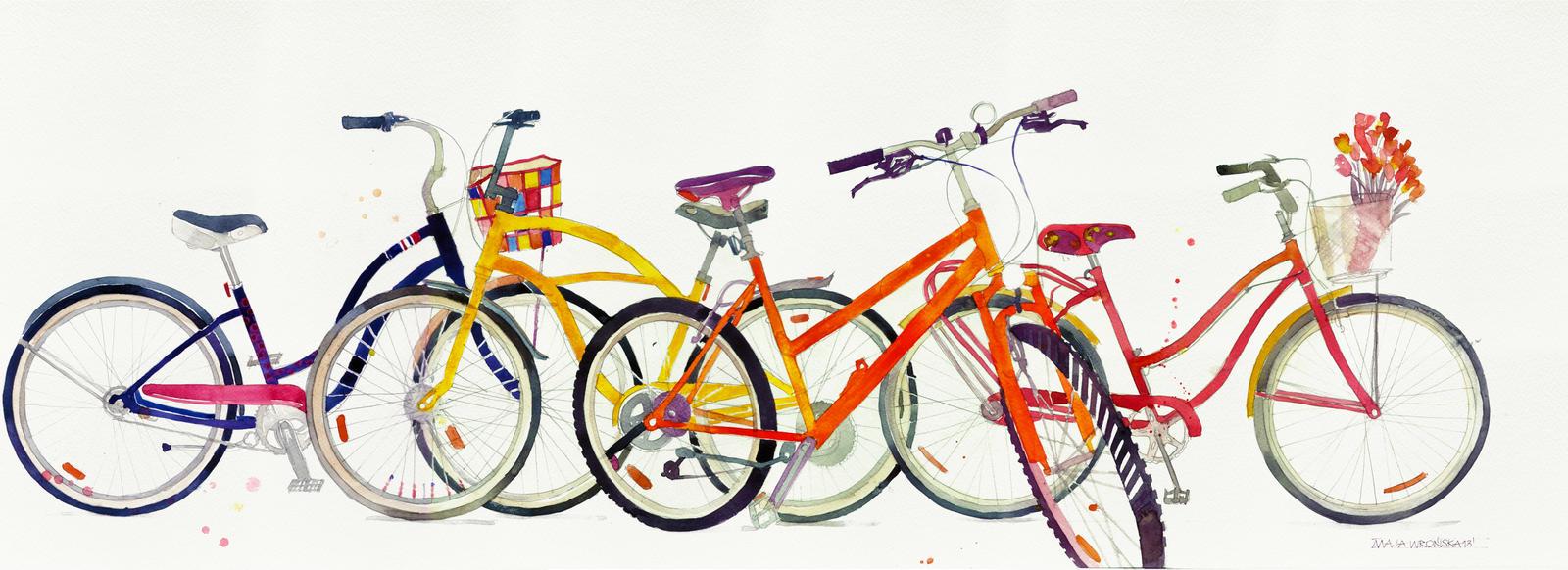bikes by takmaj