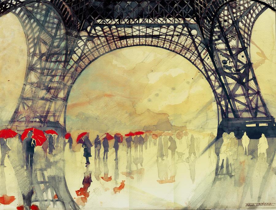 Best Winter in Paris by takmaj on DeviantArt QF09