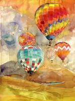 Balloons by takmaj