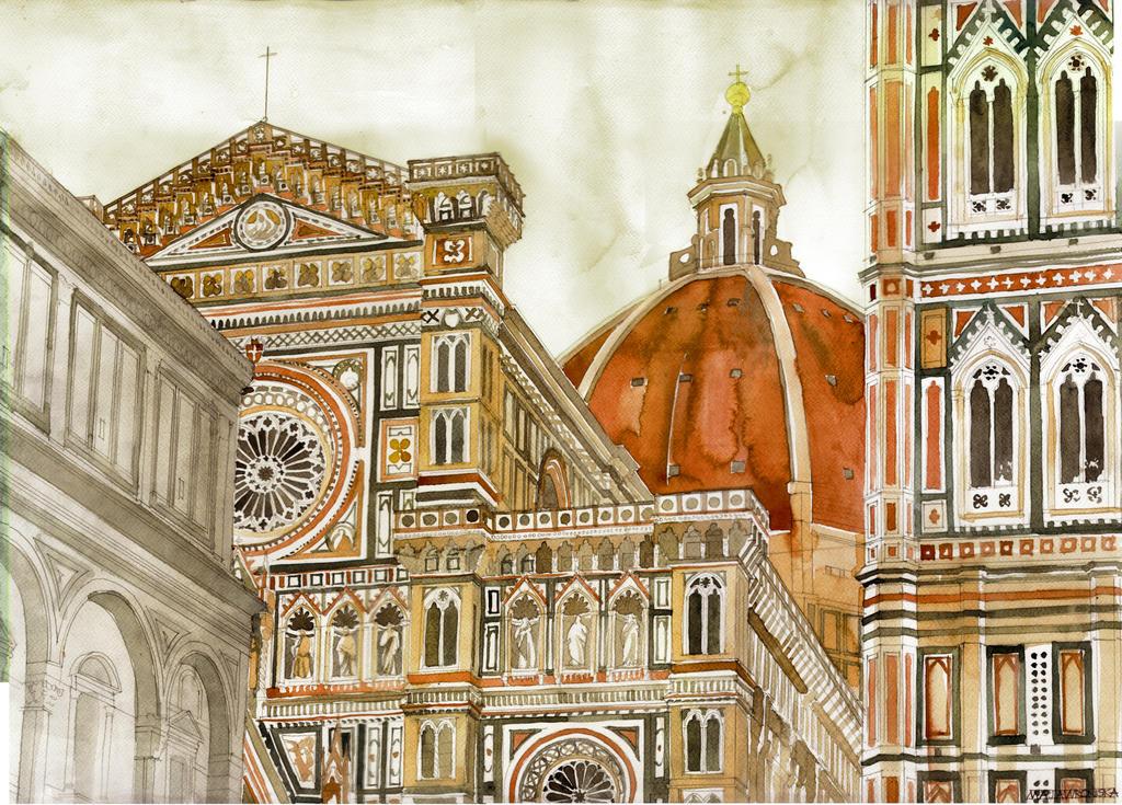 Santa Maria del Fiore by takmaj