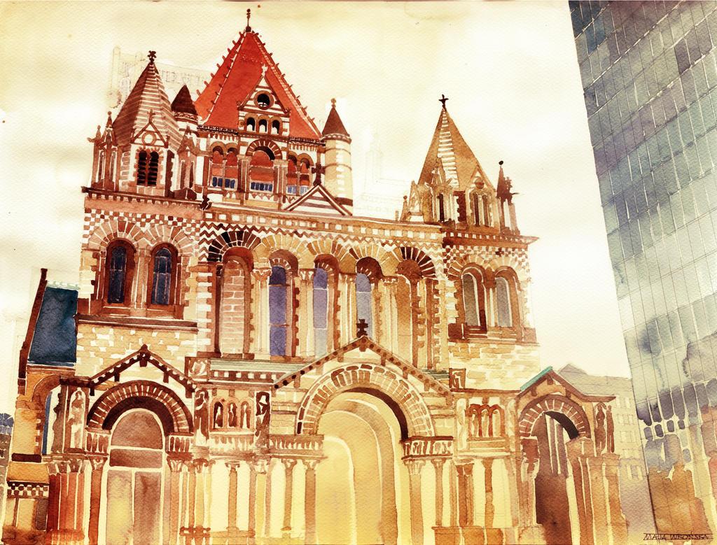 Trinity Church by takmaj