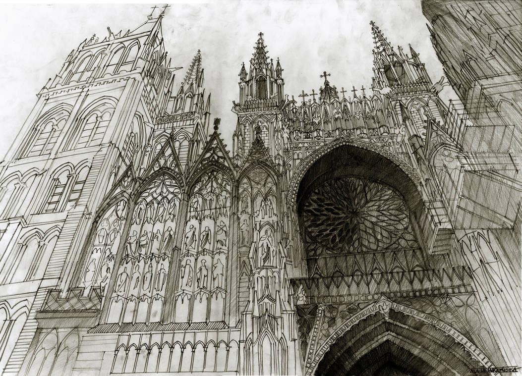 Rouen by takmaj
