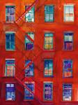 NY facade