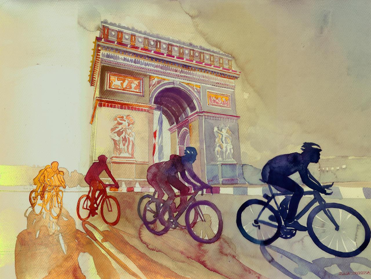 Tour de France by takmaj