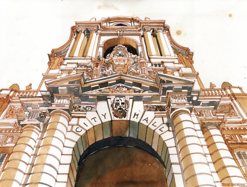 Pawnee City Hall by takmaj