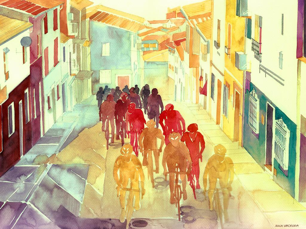 Bike trip by takmaj