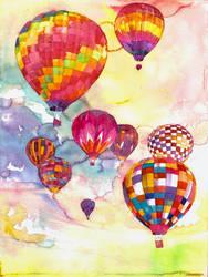 Balloons vol2 by takmaj