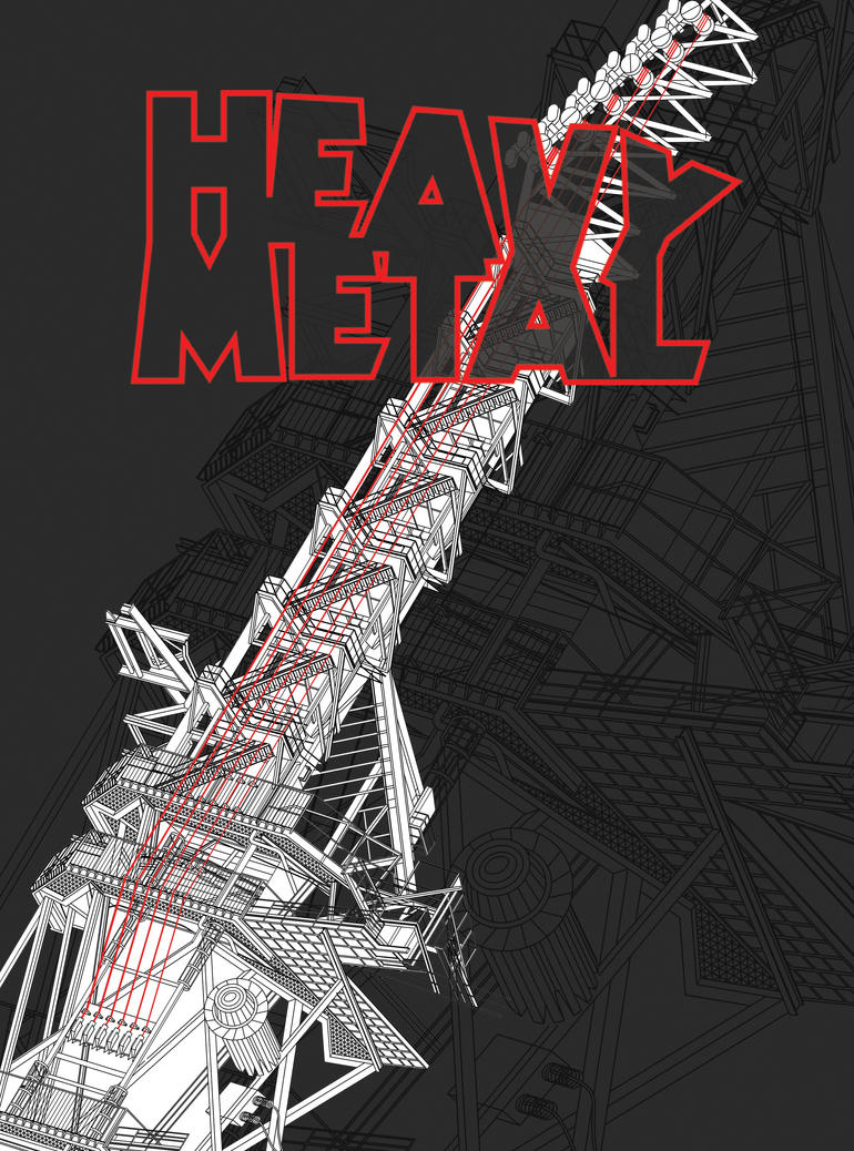 Heavy Metal by takmaj