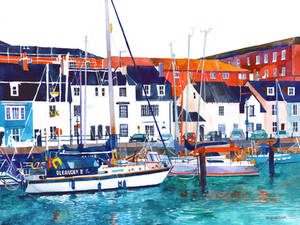 Port in Weymouth