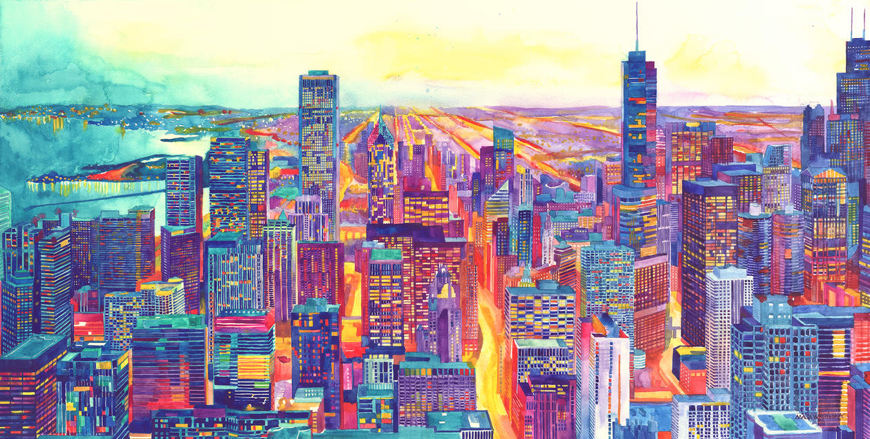 Chicago by takmaj