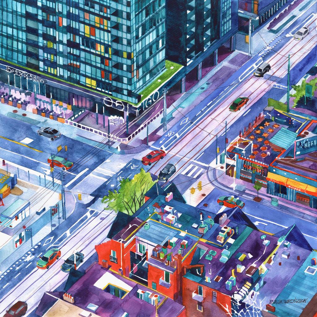 Toronto by takmaj