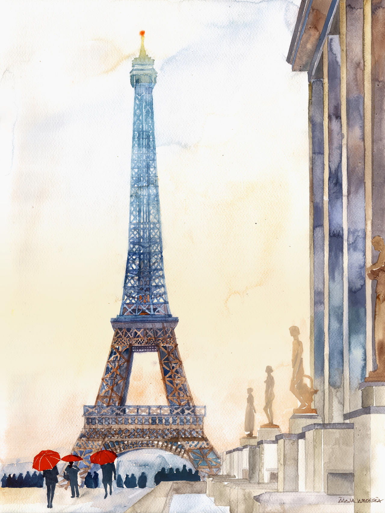 Morning in Paris by takmaj