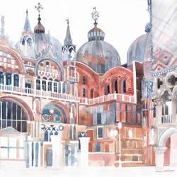 Basilica San Marco, Venezia
