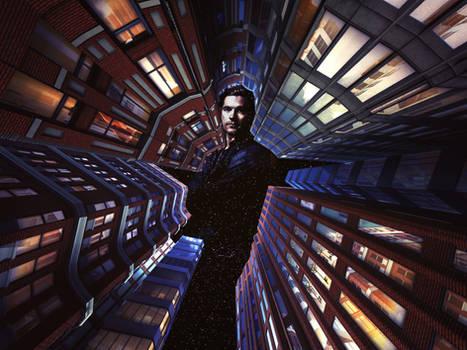 artwork for Magicians fan art contest