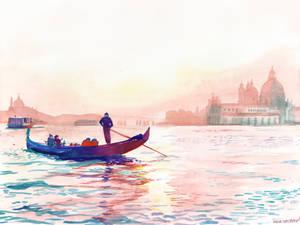 Canale Grande Venezia