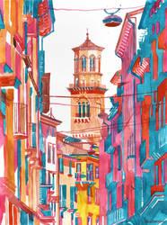 Verona Street by takmaj