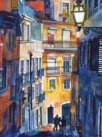Lisbon by takmaj