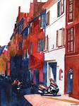 Rome buildings by takmaj