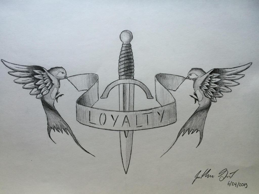 Underbust Or Back Piece Tattoo Design By JGuestMetals On DeviantArt