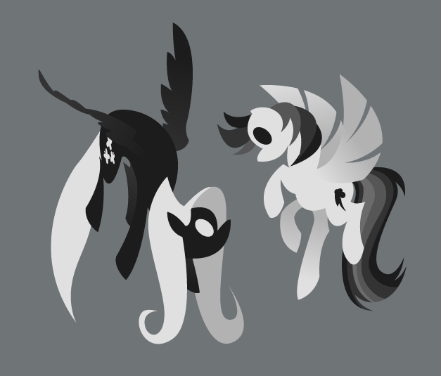 Yin and Yang by sunflic