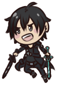 Kirito Pagedoll by Riazey