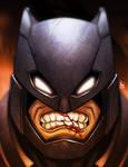 Angry Batty