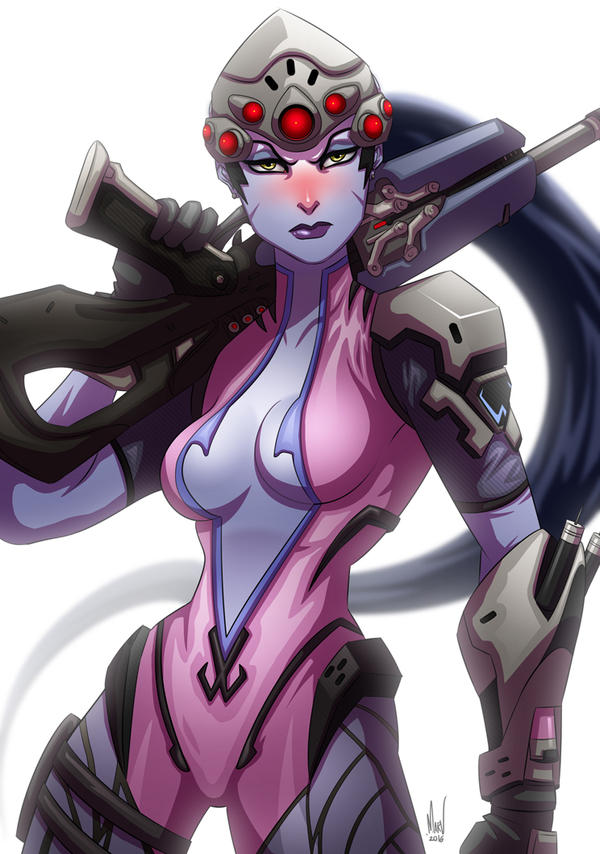 Widowmaker by Paranoidvin