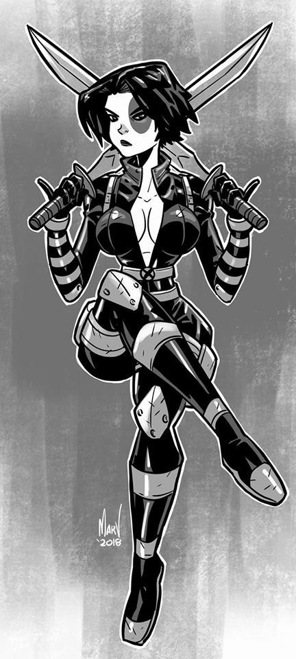 Domino by Paranoidvin