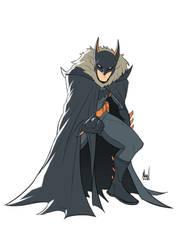 Batman redesigned