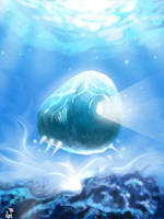 Underwater by Paranoidvin