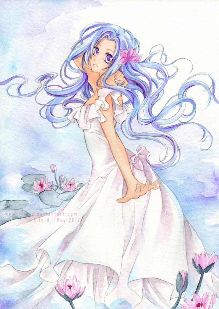 Lotus by Kite-d
