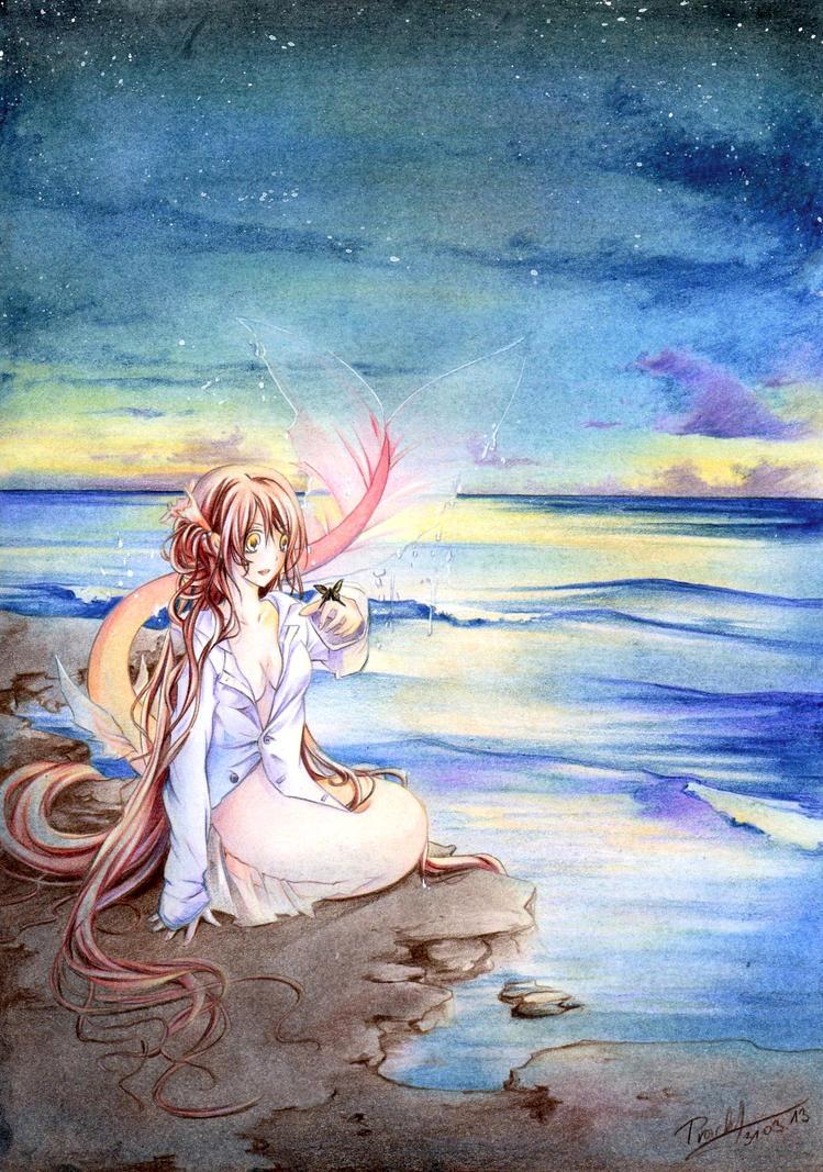 Ocean by Kite-d