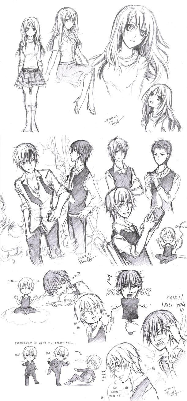 Kiryo Sketches by Kite-d