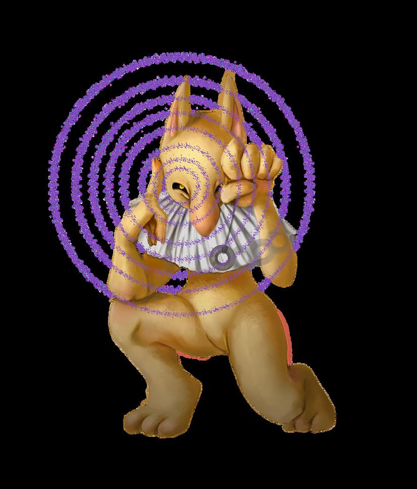 Hypno used Hypnosis by MiladySnowdrop