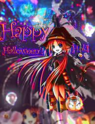 Halloween girls :3 by Hokimisu