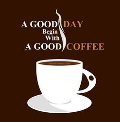 A Good Coffee by Hokimisu