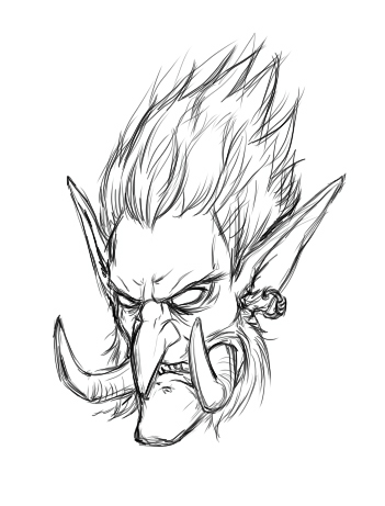 troll of WoW by DEATHnteria on DeviantArt