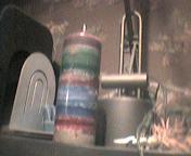Dr. Seuss candle by Kouban