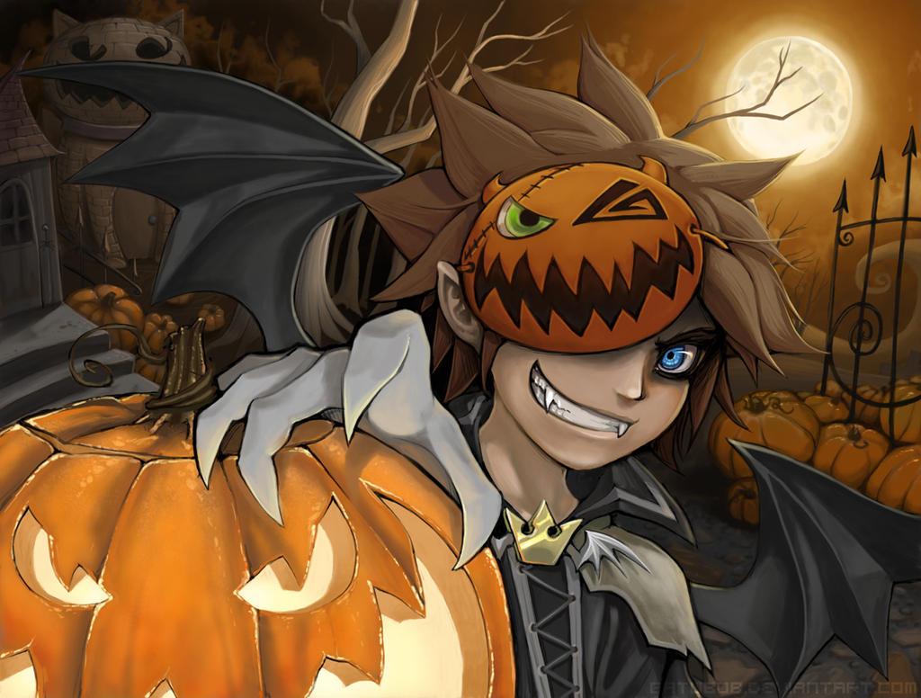 It's Still Halloween by Gatobob