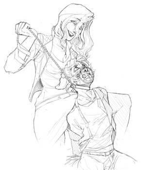 Celia and Ren