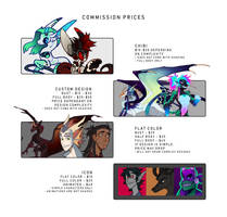 Commission Prices [CLOSED] by Sylthian