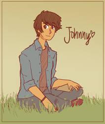 Johnny by iHeartNargles