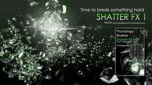 Shades Photoshop Brushes ShatterFX
