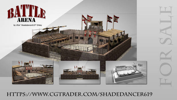 3D models for free or sale with low prices